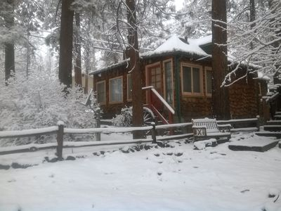 Photo for Perfect for a small family or group of friends, romantic getaway, PCT hikers