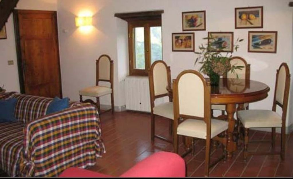 Peter's house Podere Sondino   apartment for 6 people