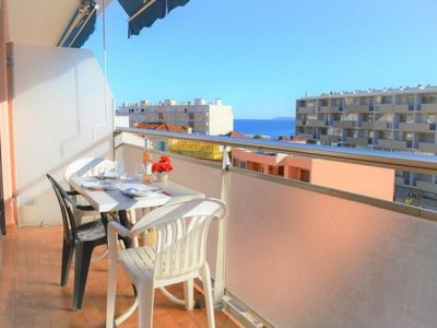 Photo for Apartment Le Lavandou, 1 room, 4 persons