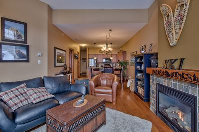 Welcome to our beautiful Sun Peaks Rental