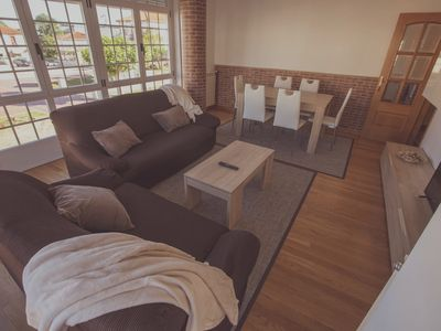 Photo for Homerez last minute deal - Spacious apt in Sober and Wifi