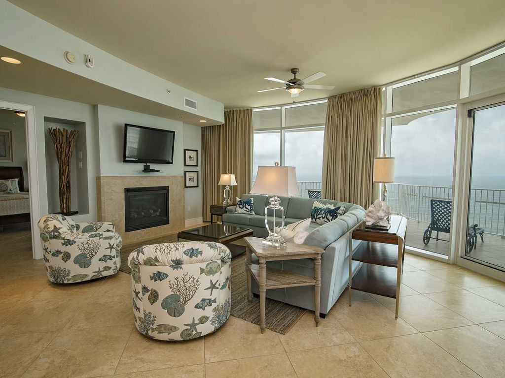 Best Views in Turquoise Place   Professionally Decorated   Sleeps 12   All  Tile   Turquoise 1909D. Best Views in Turquoise Place   Professiona      VRBO