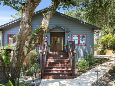 Photo for Tranquil Sonoma Wine Country Getaway Estate  Change listing Preview listing