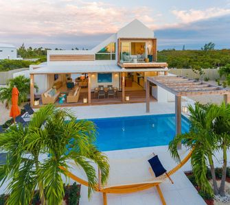 Photo for Stunning 3-bedroom Villa Just Steps from Grace Bay Beach - Free Concierge Service