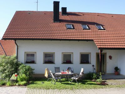 Photo for Holiday home in the Lower Bavarian Forest with fireplace and large garden