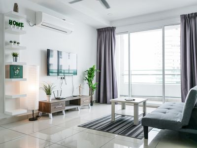 Photo for Seaview Minimalist Home at Gurney Drive 5-7 Pax