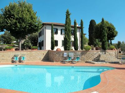 Photo for Vacation home Le Gallozzole (CTC179) in Castellina in Chianti - 10 persons, 5 bedrooms