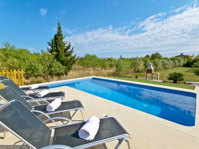 Photo for Flirty cottage,sleeping up to six people,private pool,BBQ,parking,free WIFI
