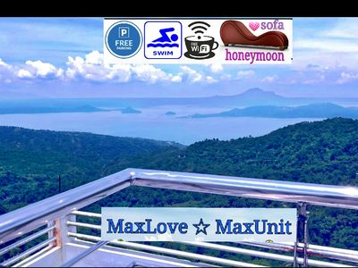 Photo for D-J♣3BR ❤️MaxLove ✡ 85m² ⚤max 16 pax ★Free: Pool,Parking, Wifi