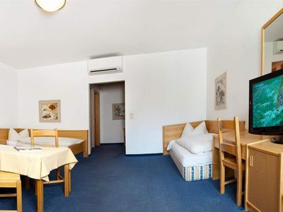 Photo for Quadruple Room with Shower, Toilet - Hotel Weisses Rössl