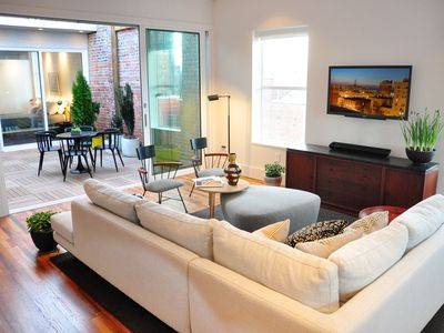 Photo for The Sinclair : 301 : Modern Urban Luxe : a New Quality Contemporary Residence