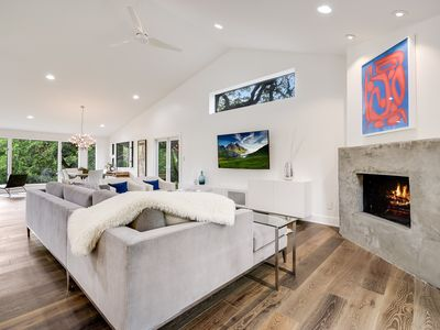 Photo for ARRIVE HONEYCOMB Luxury Modern Secluded Home only 5mATX Perfect! Up to 7 Beds