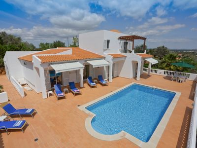 Photo for Lovely 4 Bedroom  South Facing Villa With Heated Swimming Pool
