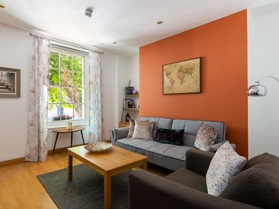 Photo for Extraordinary apartment 5' from Oxford Street and Soho | Fitzrovia