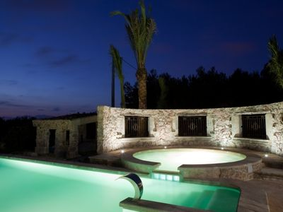 Photo for Self catering cottage La Carrasca for 10 people