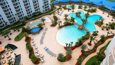 Photo for Newly Renovated–two bedroom Jr suite in the Palms of Destin #2206