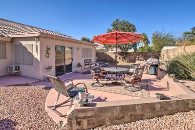 Discover the Grand Canyon State from this Phoenix vacation rental home!