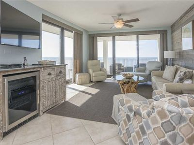 Photo for *HOT DEAL* Large Wrap Around Balcony | Beach View | Liquid Life