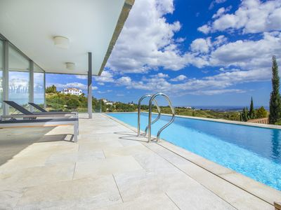 Photo for Cubo's Villa El Meandro. Exclusive luxury villa with infinity pool