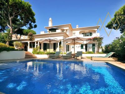 Photo for Vale do Garrao Villa, Sleeps 8 with Pool and Air Con