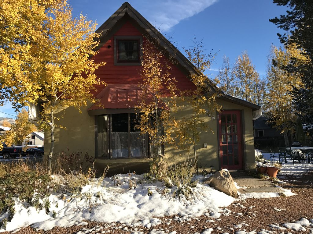 cozy miner 39 s cabin downtown crested butte vrbo On cabine vicino a crested butte co