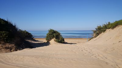 Photo for Villa on the sea and on the dunes