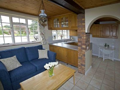 Photo for 1BR Cottage Vacation Rental in Ottery St Mary