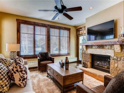 Photo for Beautiful hardwoods and updated appliances - amenities include outdoor pool & hts