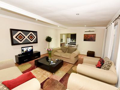 Photo for Pet friendly, fully furnished and serviced 1/2 bedroom cottages