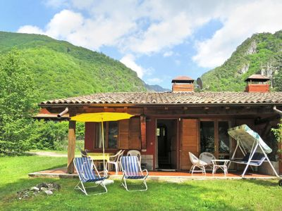 Photo for Vacation home Villa Pineta (LDI100) in Idro/Lago d'Idro - 5 persons, 2 bedrooms