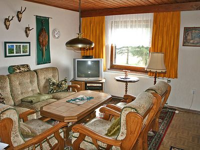 Photo for Vacation home Marianne-Erhard in Suhl - 4 persons, 2 bedrooms