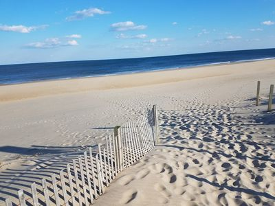 Photo for Family-Friendly Beach Front Condo with great view of Ocean.