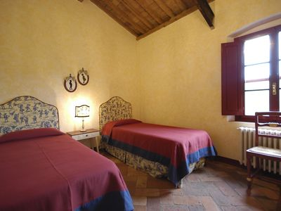 Photo for Rosemary Room - Tenuta Scacciavolpe Farmhouse