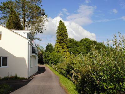 Photo for Chalet Lodge House In Picturesque Rural Devon.