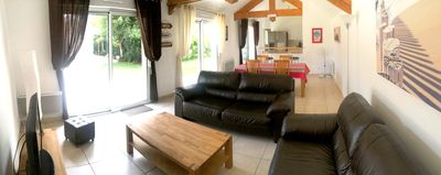 Photo for 3BR Villa Vacation Rental in Capbreton, Nouvelle-Aquitaine