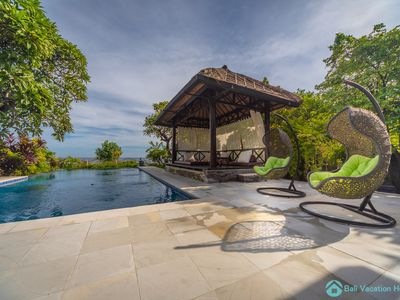 Photo for New for rent: Gorgeous Beachfront Pool Villa with staff, Lovina