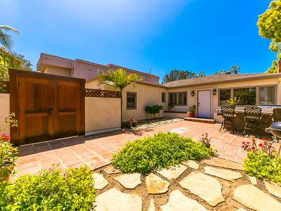 Photo for Charming La Jolla Shores Home, Steps to Beach, Shops & More