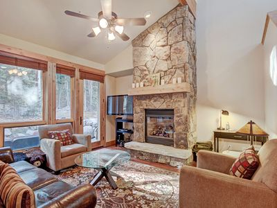 Photo for Luxury 4 Bedroom Townhome Nestled in the Forest!