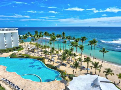 Photo for Luxury Ocean View Two Bedroom Apartment (1115)