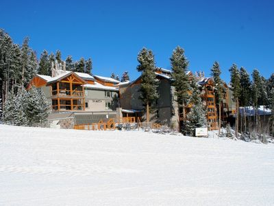 Photo for Skiwatch 432 - True Ski-In/Ski-Out Overlooks Base Of Peak 8
