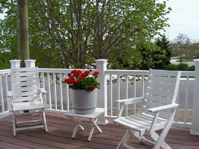 Photo for Gorgeous and Quaint 2 bedroom 2 bath ground level condo in downtown Ludington