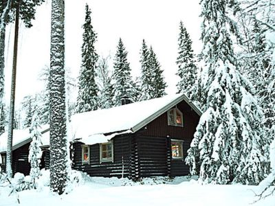 Photo for Vacation home Riekonpesä in Salla - 4 persons, 1 bedrooms