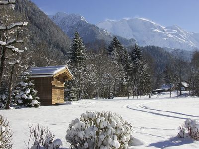 Photo for Chalet - Saint-Gervais-les-Bains