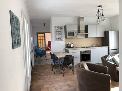 Photo for Your charming cottage in Essonne