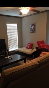 Photo for Perfect game day apartment 2 bedroom 2 bath