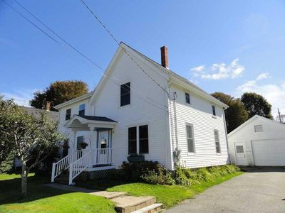 Photo for Charming New Englander with Coastal Character Steps from Everything