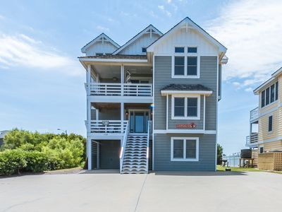 Photo for Signature Series Pelicans Perch | Nags Head | Semi-Oceanfront | 8 Bedrooms | Sleeps 24