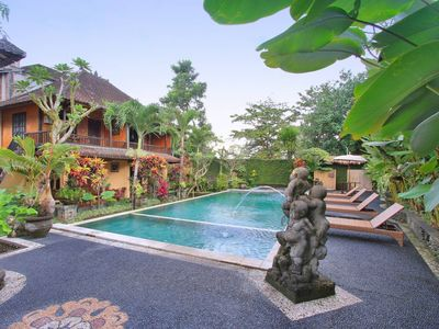Photo for Beautiful Bungalows Ubud Center City View