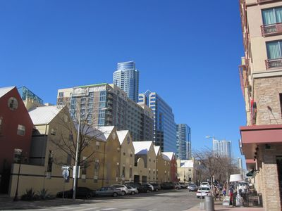 Photo for Licensed Downtown 2/2! Walk Score 99! Convention Ctr Nextdoor! Parking Included!