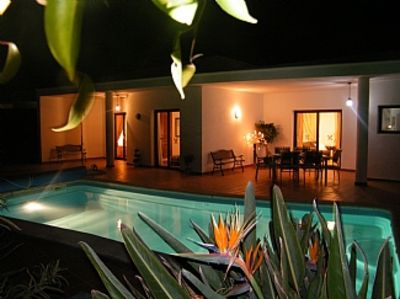 Photo for Modern Detached Villa, Private Pool, Tropical Garden, Great Location.